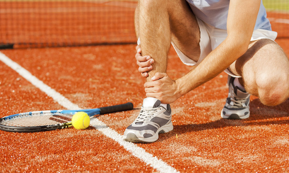 A personal narrative about a sports injury