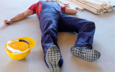 Most Common Causes of Slips, Trips and Falls