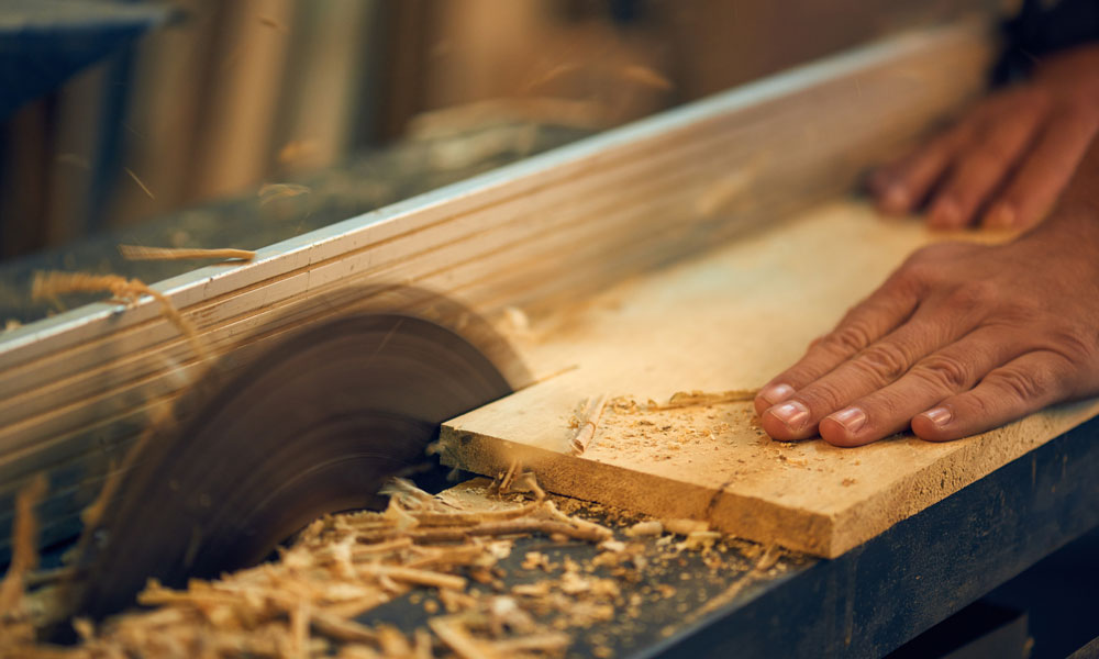 The Woodworking Industry – Why Machine Accidents Are on the Rise