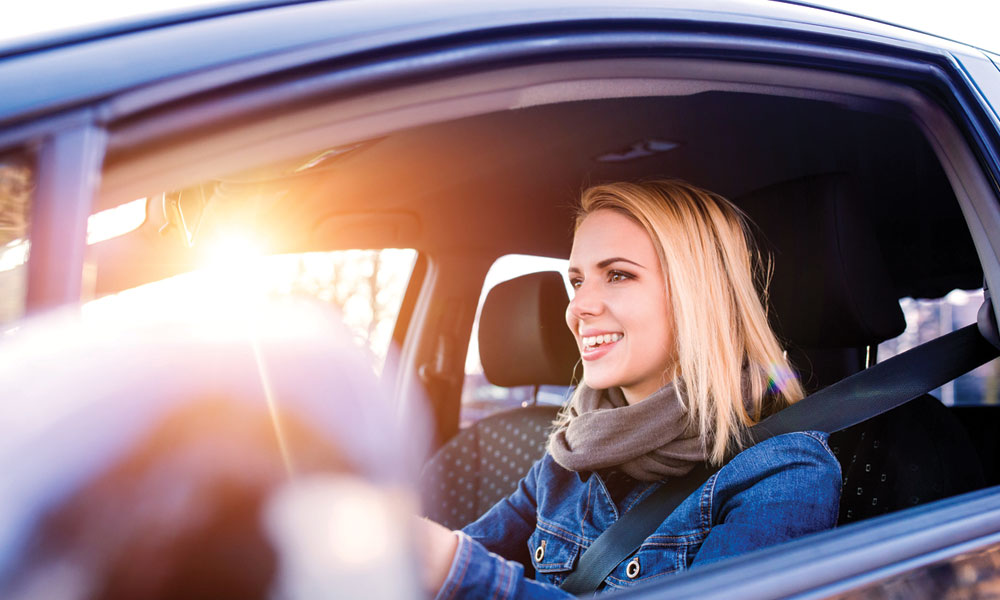 Can a young driver claim for compensation in a motoring accident?