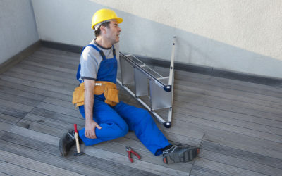 Common Accidents on a Building Site