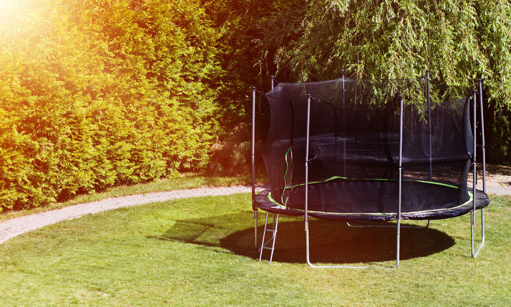 Hidden Dangers of Trampolines