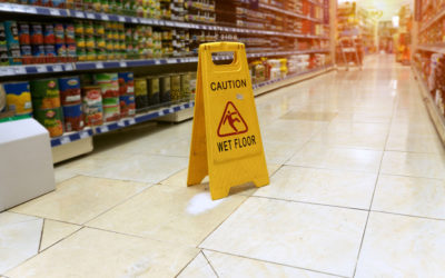 If You Have an Accident in a Supermarket, Can You Claim Compensation?