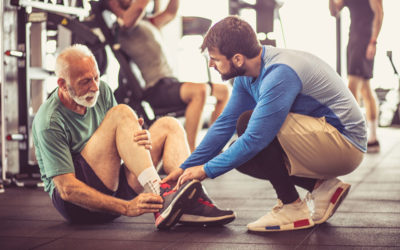 Can You Make a Claim if You Are Injured in a Gym?