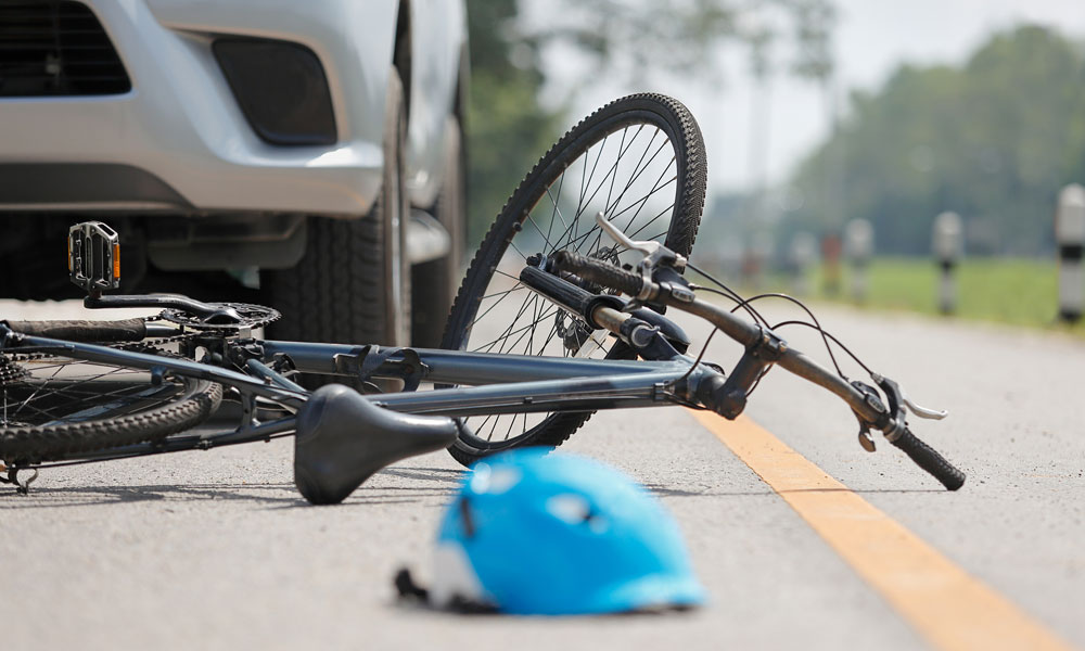 Traffic Injury Lawyer When Can a Cyclist Claim Against a Motorist Blog Image