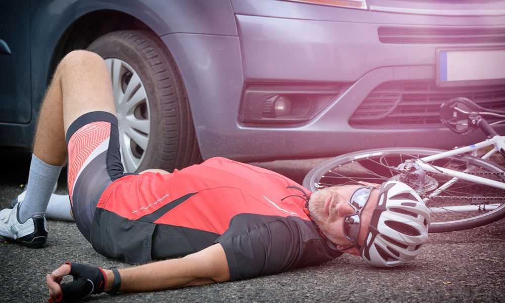 Knocked Off Your Bike? Find Out if You Can Make a Claim!