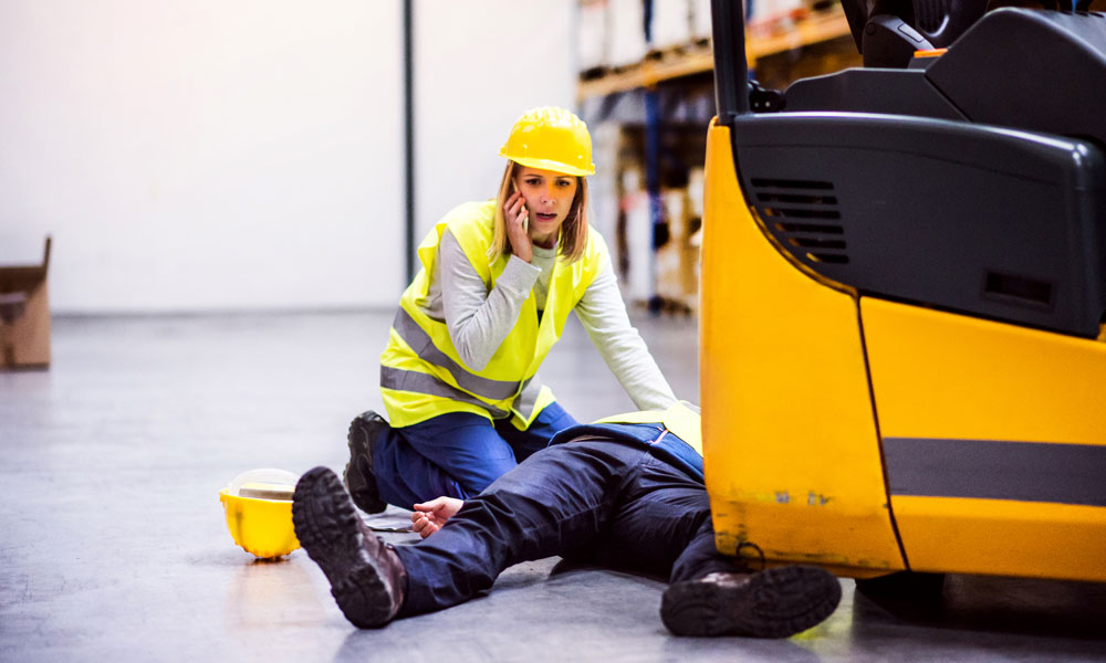 personal injury solicitor newcastle Can I Make a Compensation Claim if I Am Injured in a Warehouse Blog Image