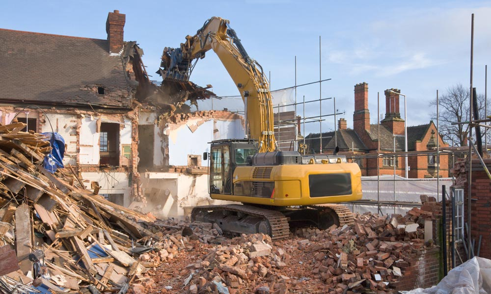 Claiming Compensation from the Demolition Industry