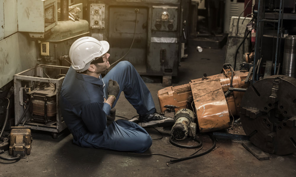How to Claim for your Dangerous Machinery Accident