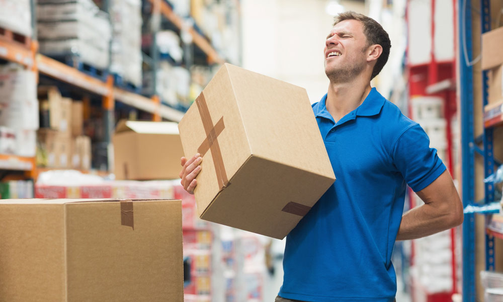 Common Workplace Manual Handling Claims