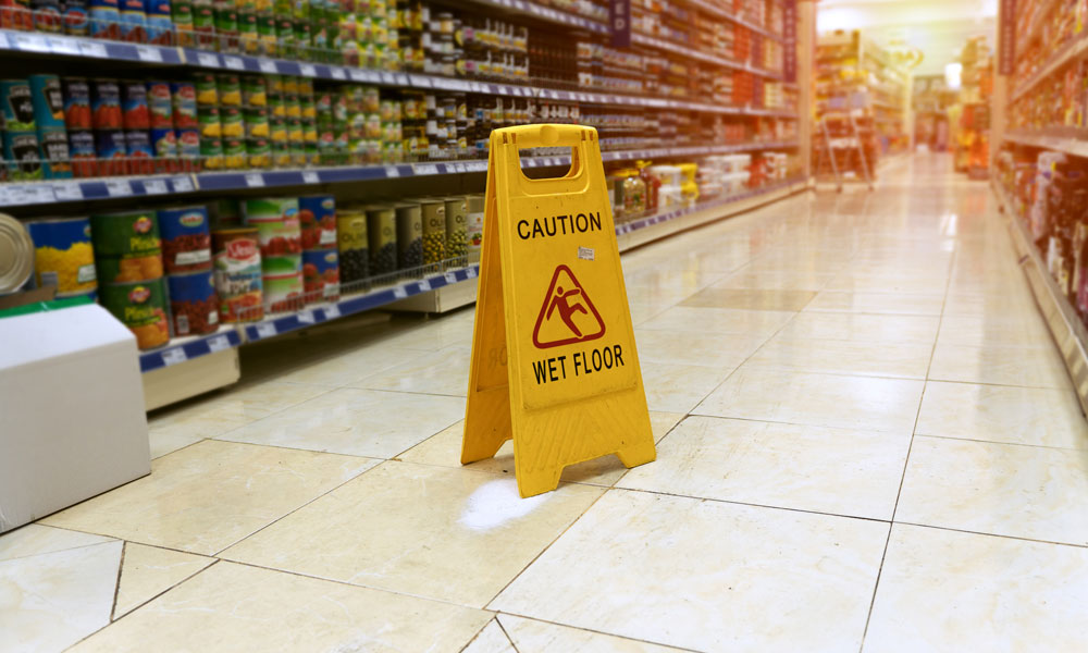 No Win No Fee Newcastle How to Claim Compensation from a Supermarket Blog Image