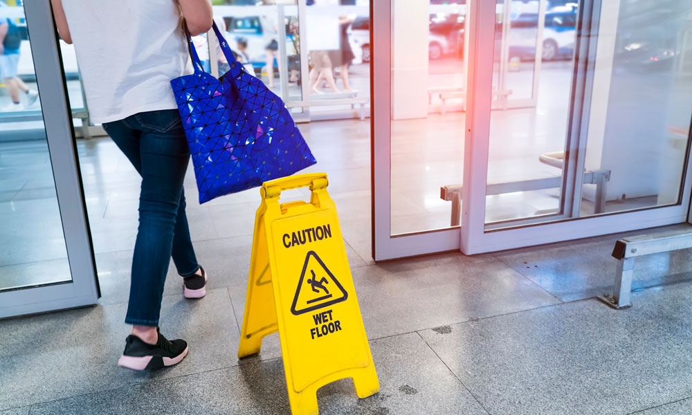 Trip Claim How to Claim for Slips, Trips and Falls Blog Image